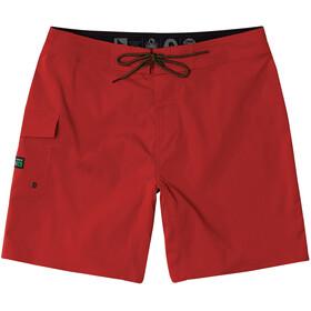 Hippy Tree Patrol Boardshorts Men red